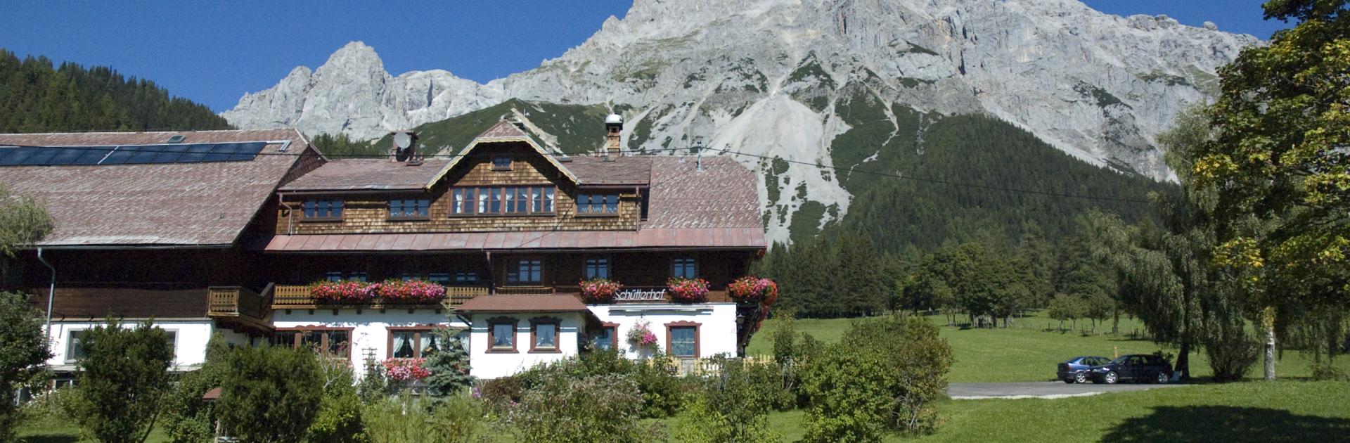 Schütterhof in Ramsau am Dachstein